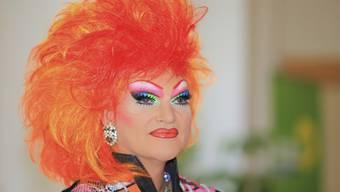 """Travestiekünstlerin Olivia Jones wäre gern deutsche Bundespräsidentin: """"Das Amt würde wunderbar zu mir passen."""" (Archivbild)"""