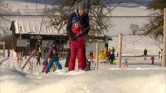 Wie überleben kleine Skilifte?