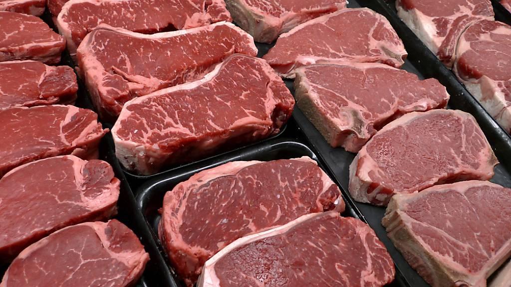 Steaks aus Argentinien werden schon bald wieder auf Grills ausserhalb des Landes brutzeln. (Symbolbild)