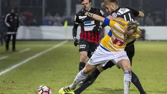 Cup-Viertelfinal: FC Aarau - FC Luzern