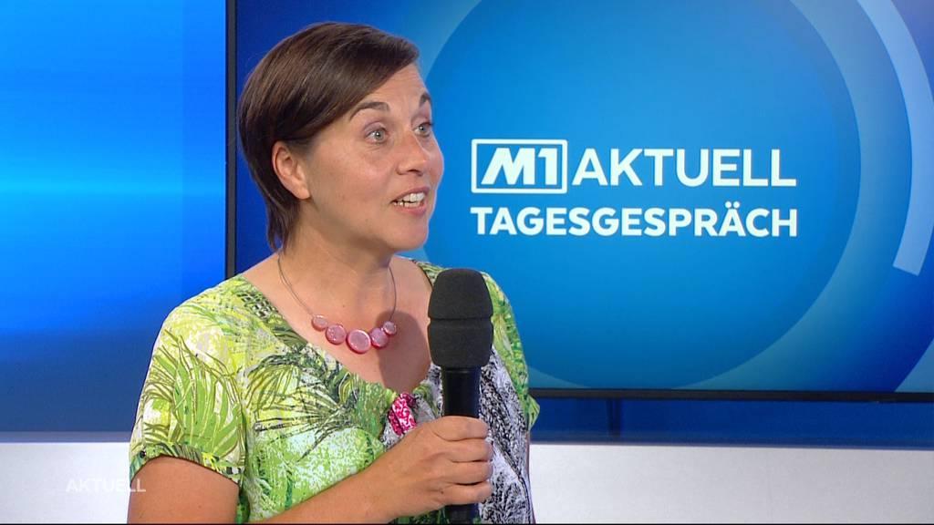 Andrea Portmann empfiehlt Ausflugsziele in der Region