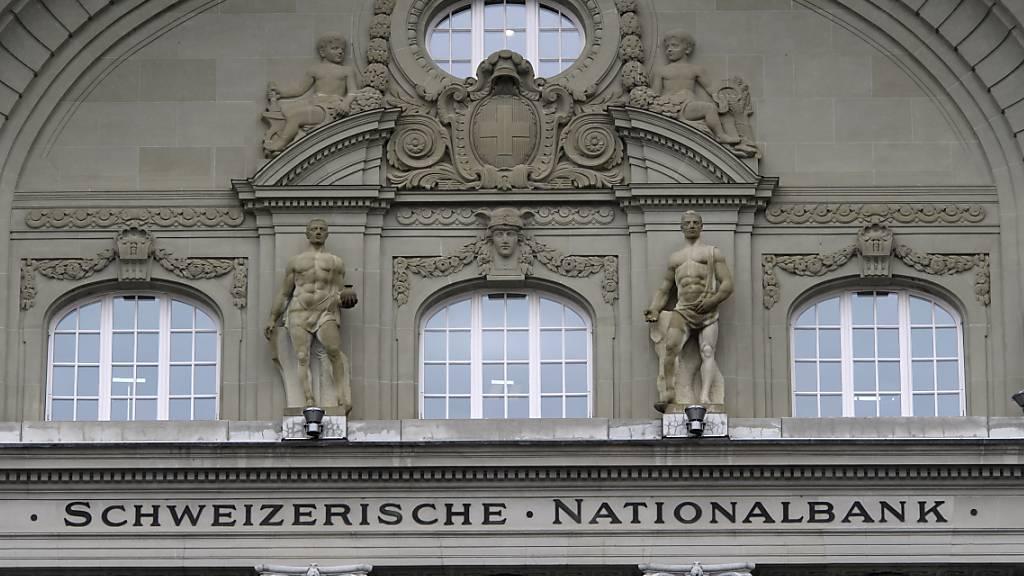 SNB führt expansive Geldpolitik fort und lässt Zinsen unverändert (Archivbild)