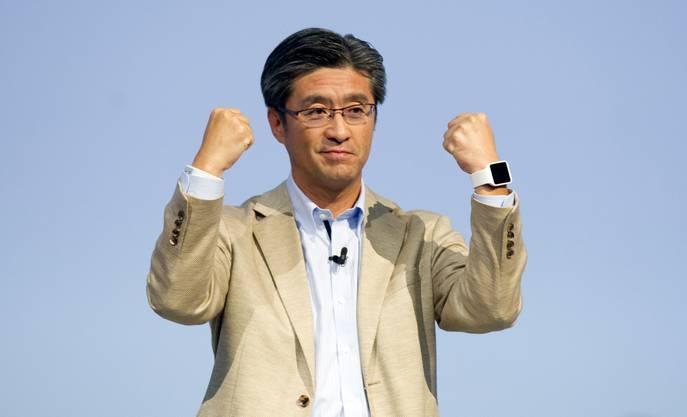 Sony-CEO Kunimasa Suzuki