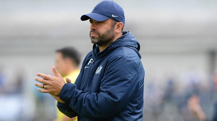 Uli Forte bleibt bis 2019 FCZ-Trainer.