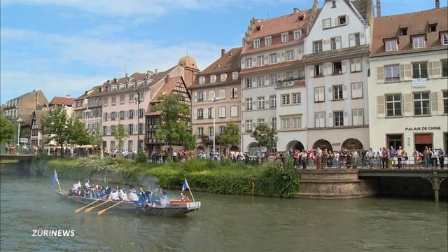 Strassburg Gaststadt am Sechseläuten 2019