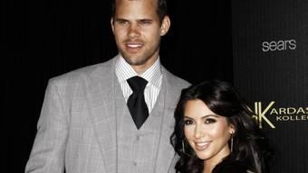 Geschiedene Leute: Kris Humphries und Kim Kardashian (Archiv, 2011)