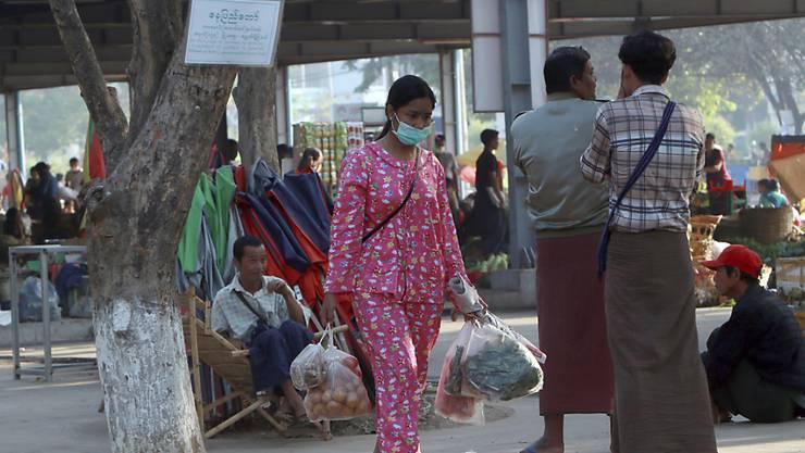 """Bei einem Hilfsprojekt der Schweiz in Burma hat es laut der """"NZZ"""" vom Montag untragbare Zustände gegeben. (Symbolbild)"""