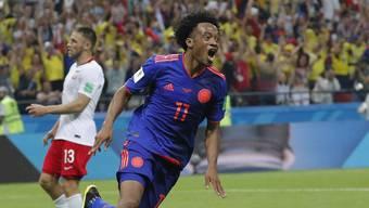 WM 2018: Die Bilder zu Polen - Kolumbien
