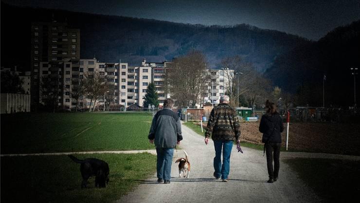 Im Visier der Bauern: Hundehalter. (Symbolbild)