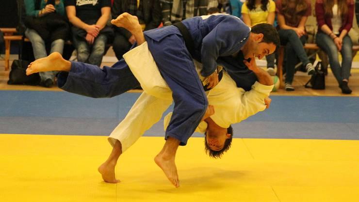 Am ersten Judo-Europa Cup in der Schweiz treten gar Top-Nationen wie Japan an.