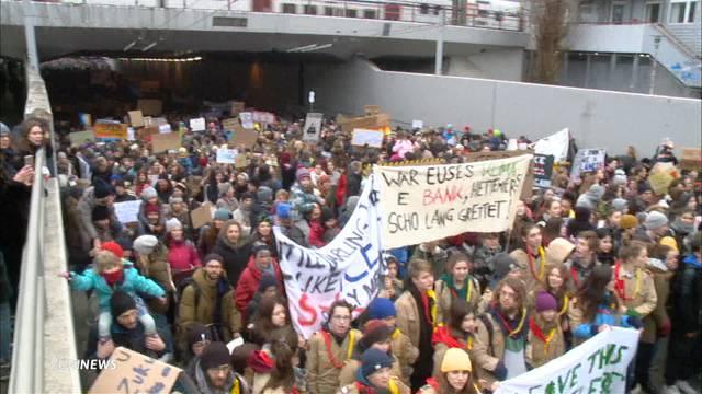 Wie nachhaltig sind die Klimaproteste?