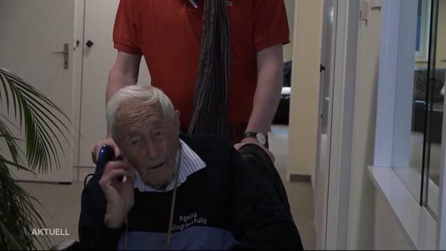 Sterbehilfe: 104-jähriger Forscher David Goodall gestorben