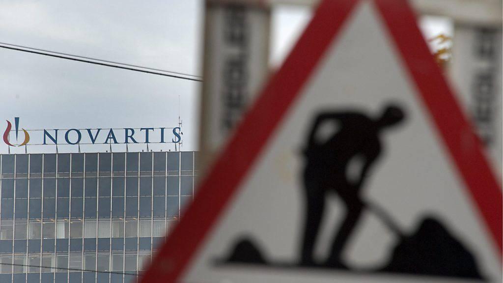 Novartis kommt Rechtsstreit um bestochene Ärzte teuer zu stehen