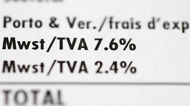 Mehrwertsteuerrevision angenommen