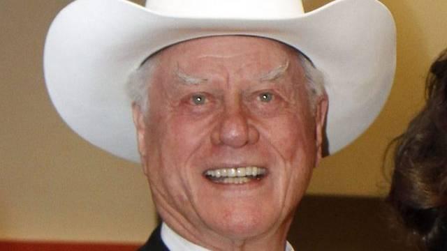 """""""Dallas""""-Star Larry Hagman hat Krebs"""