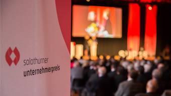 Von der Wirtschaft mitgetragen, vom Staat allein finanziert: der Solothurner Unternehmerpreis.
