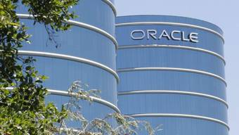 Oracle-Sitz in Redwood City, Kalifornien (Archiv)
