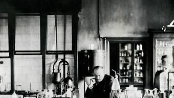 Der Kopf hinter dem Schweizer Kultgetränk: Der Chemiker Albert Wander entwickelte vor über hundert Jahren am Holzikofenweg in Bern die Ovomaltine. Eine Gedenktafel soll künftig daran erinnern.