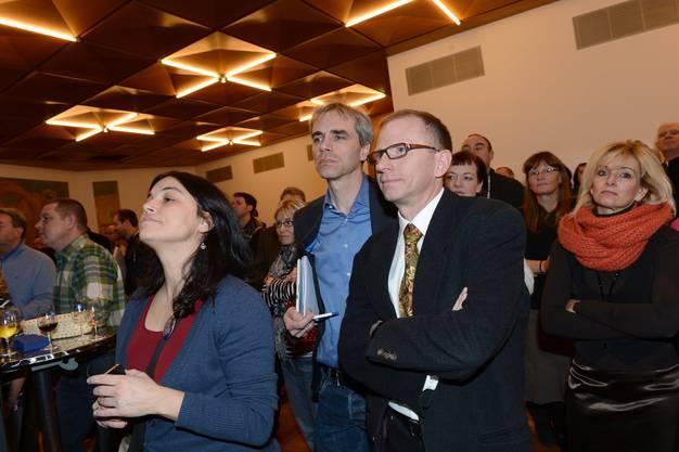 CVP-Kandidat Daniel Albietz wurde in den Riehener Gemeinderat gewählt.