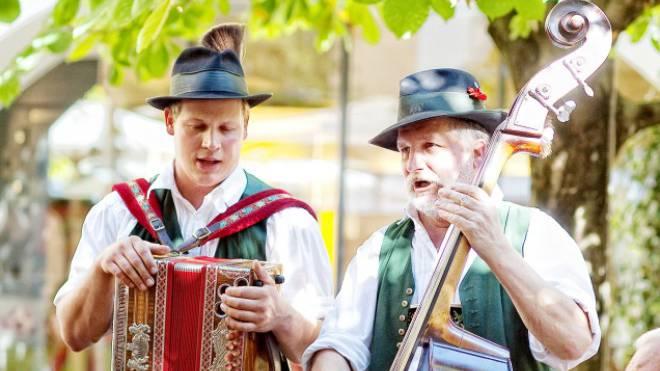 Biergenuss wird in Salzburg grossgeschrieben: 23 Brauereien – die meisten mit Biergärten – gibt es in und um die Stadt. Foto: Stiegl Brauerei