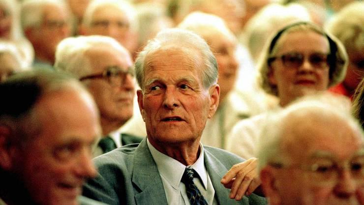 Der Bottminger Pfarrer und Exit-Pionier Rolf Sigg ist für den Prix Courage nominiert