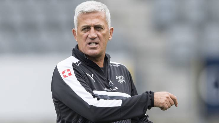 Vladimir Petkovic bleibt zwei weitere Jahre Schweizer Nationaltrainer