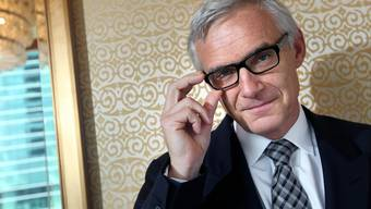 Vieles deutet darauf hin, dass Credit-Suisse-Präsident Urs Rohner auch den jüngsten Sturm überstehen wird. Bild: Getty Images