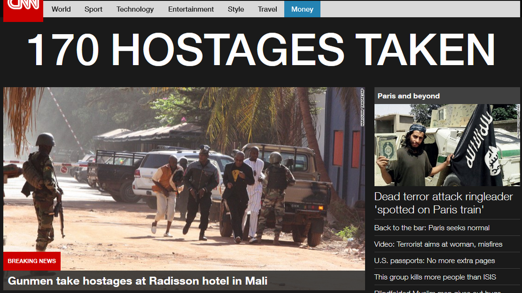 Geiselnahme in Mali ist  beendet