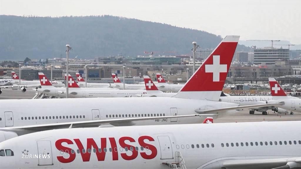 Schweizer Luftfahrt-Branche wegen Corona am Boden