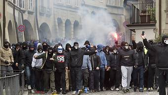Die Ausschreitungen einzelner FCZ-Fans münden in 33 Stadionverboten
