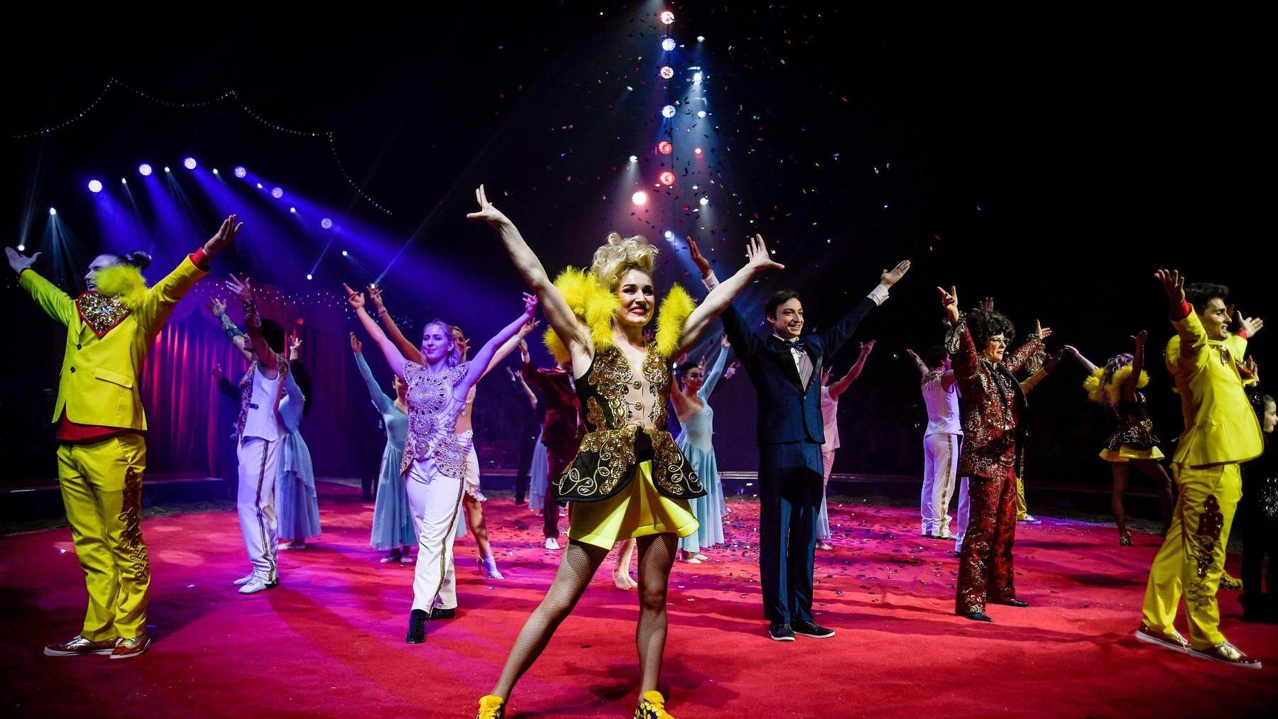 Zufriedener Circus Knie nach Gastspiel in Luzern