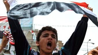 Anti-Regierungsproteste in Sanaa