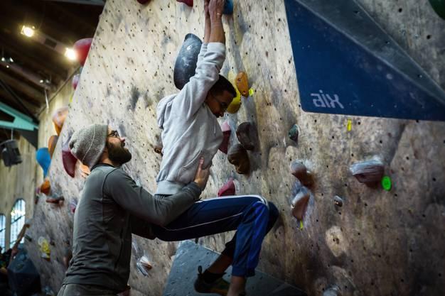 Kletterausrüstung Zürich : Der aargauer beat war bankangestellter u2013 jetzt klettert er lieber