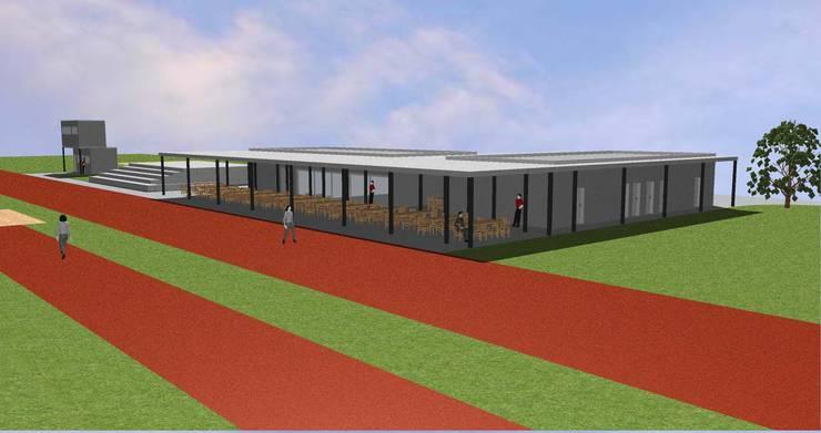 So könnte ein neues Stadion aussehen