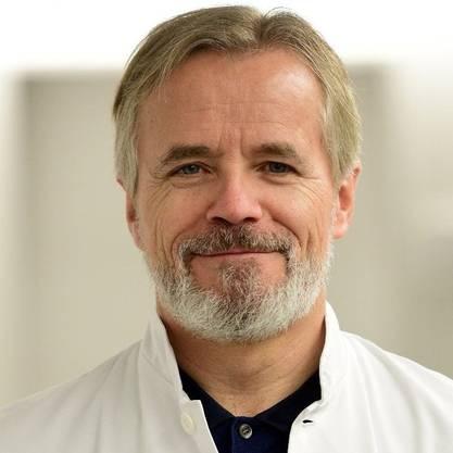 Paul R. Vogt, Klinikdirektor Herzchirurgie am Unispital Zürich