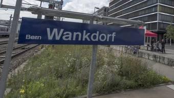 Die SBB-Haltestelle Wankdorf (Symbolbild)