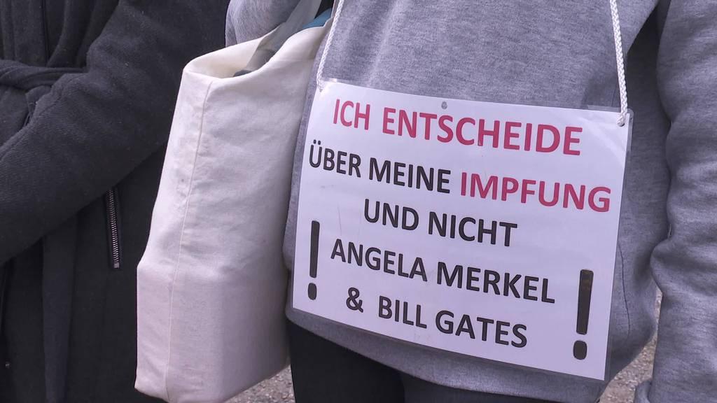 Konstanz Querdenker kämpfen weiter für ihre Freiheit