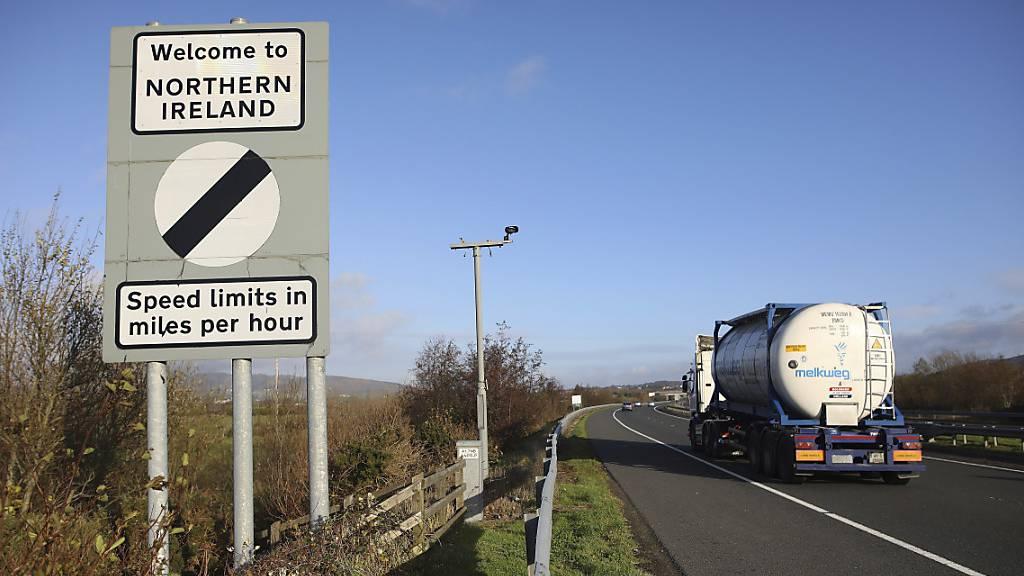 Irische Regierung offen für längere Übergangsregeln für Nordirland