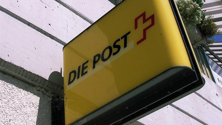 Insgesamt 21 Poststellen im Kanton werden «überprüft». (Archiv)