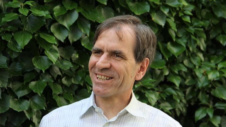 Leo Geissmann kandidiert für die CVP als Stadtratskandidat.