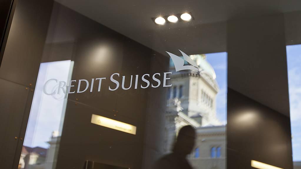 Der Credit Suisse wird vorgeworfen, für eine bulgarische Drogenhändlerbande Geld gewaschen zu haben. Der Prozess ist für kommenden Februar angesetzt. (Archivbild)