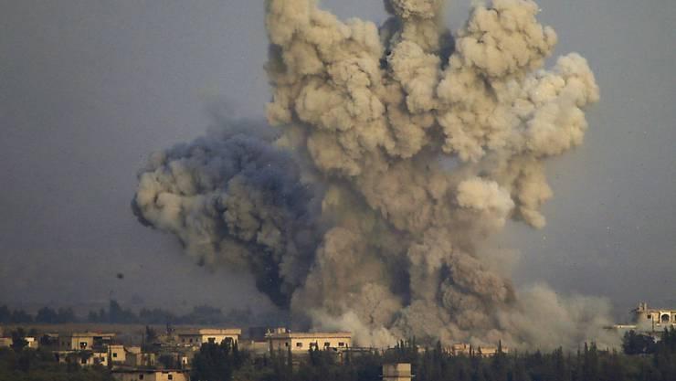 Das Katholische Parlament unterstützt unter anderem Kriegsopfer in Syrien. (Themenbild)