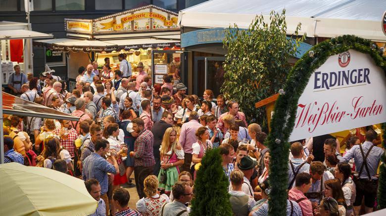 Das Münchner Oktoberfest fällt dieses Jahr aus