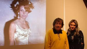 Peter und Laura Tschaggelar.