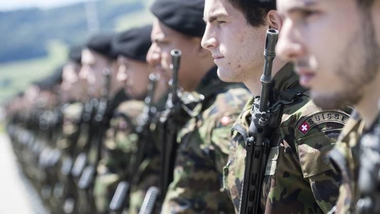 Doris Kleck: «Eine kleine, aber schlagkräftige Armee kann für mehr Sicherheit sorgen als eine grosse, aber ineffiziente Armee.» (Archivbild)