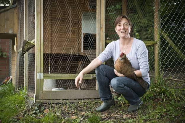 Paula Blöchlinger mag Hühnersuppe