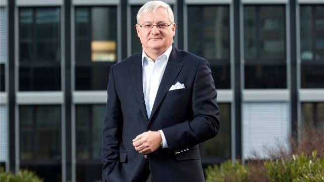 Shell-Chef Peter Voser kommt aus Baden (AG). Foto: Emanuel Freudiger