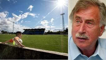 Eine Geldspritze primär für den Nachwuchs: Sollten sich Wacker und der FC auf einen Zusammenschluss einigen, könnten die beiden Vereine auf einer soliden Finanzdecke starten. Der  bekannte Uhrenmanager Ernst Thomke würde Sponsor sein.
