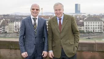 Grosser Rat Basel-Stadt: Remo Gallacchi neuer Grossratspräsident