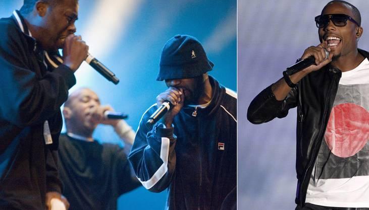 Wu-Tang Clan und B.O.B.